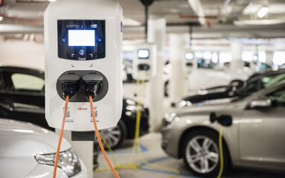 EV Chargers for European Commission